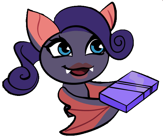 PonyBat acting as a chocolate promoter and VPN server