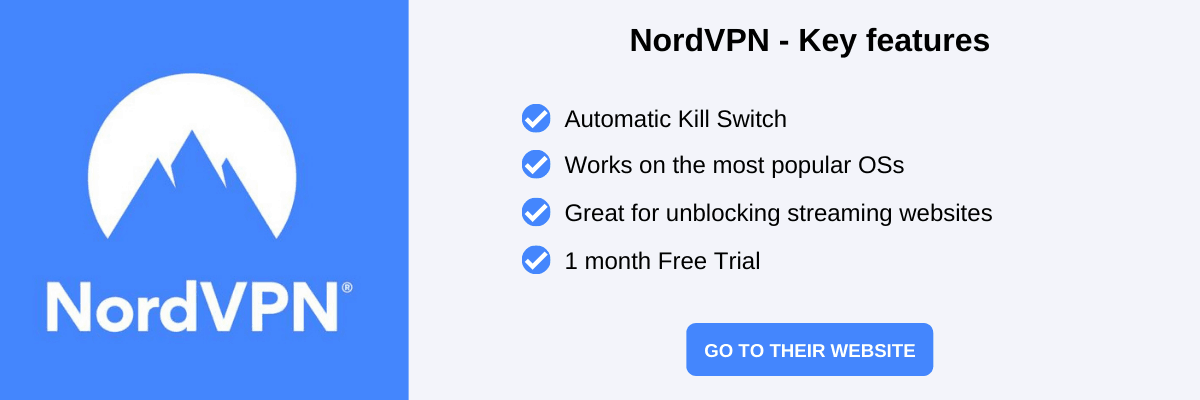 NordVPN Black Friday VPN deals and a short list of key features